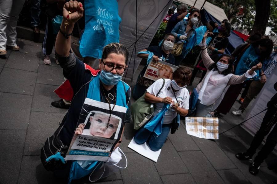 Desecha SCJN proyecto sobre aborto en Veracruz
