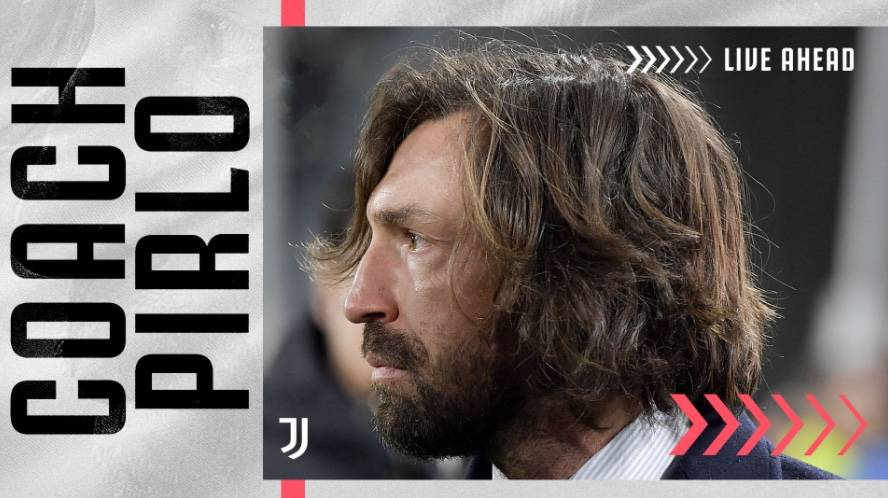 Andrea Pirlo, nuevo entrenador de la Juventus Sub-23