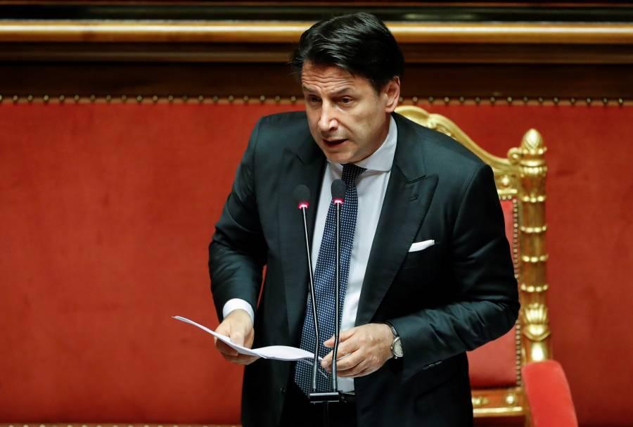 Italia extiende estado de  emergencia hasta octubre