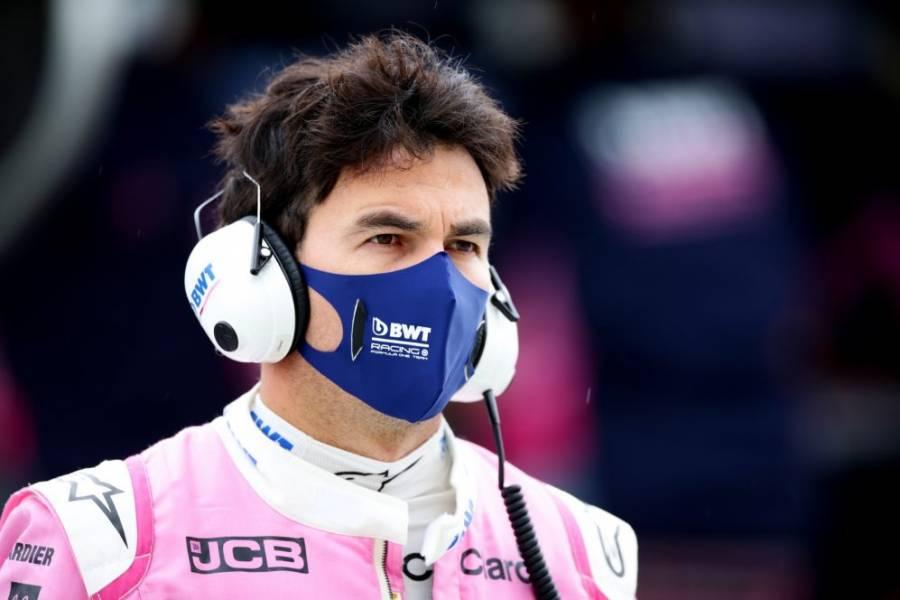 Sergio Pérez, positivo por Covid-19; se pierde el GP de Gran Bretaña