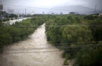 Tamaulipas: Río Barberena podría desbordarse