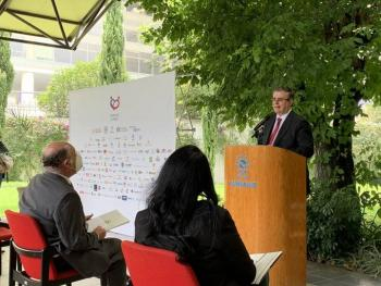 Ebrard: México participará en prueba Fase 3 de vacuna contra Covid-19