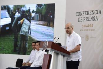 Conoce a David Léon Romero, ex coordinador de Protección Civil