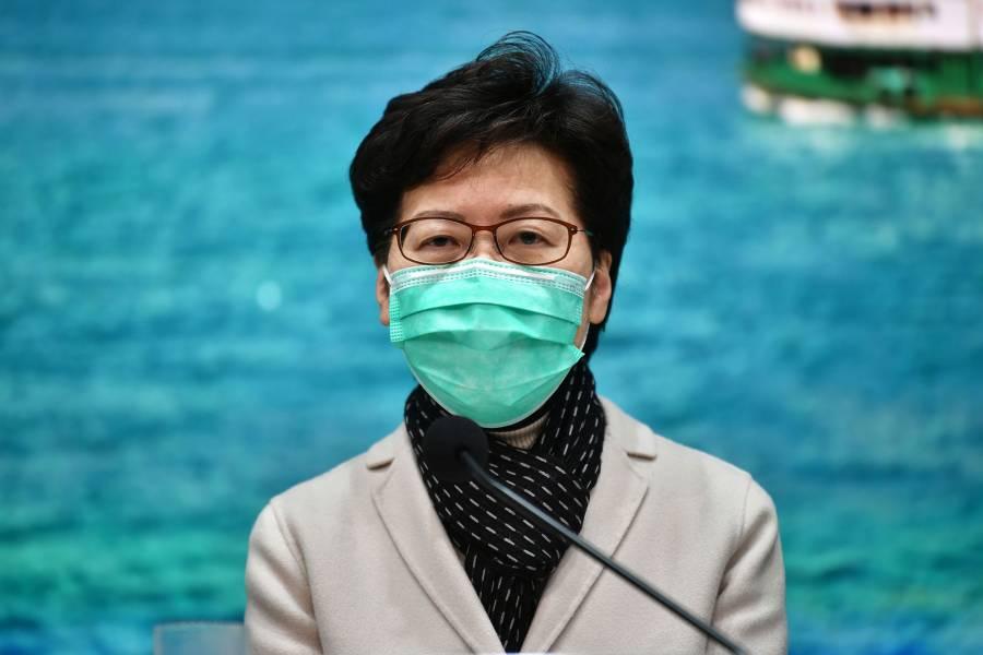 Gobierno de Hong Kong aplaza un año los comicios legislativos de septiembre