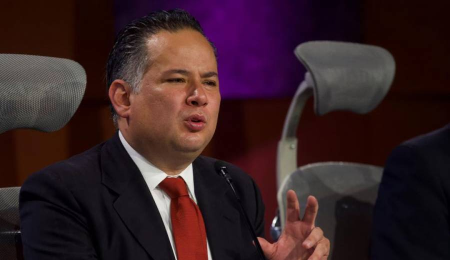 Santiago Nieto confirma que las cuentas bancarias de Cárdenas Palomino fueron congeladas
