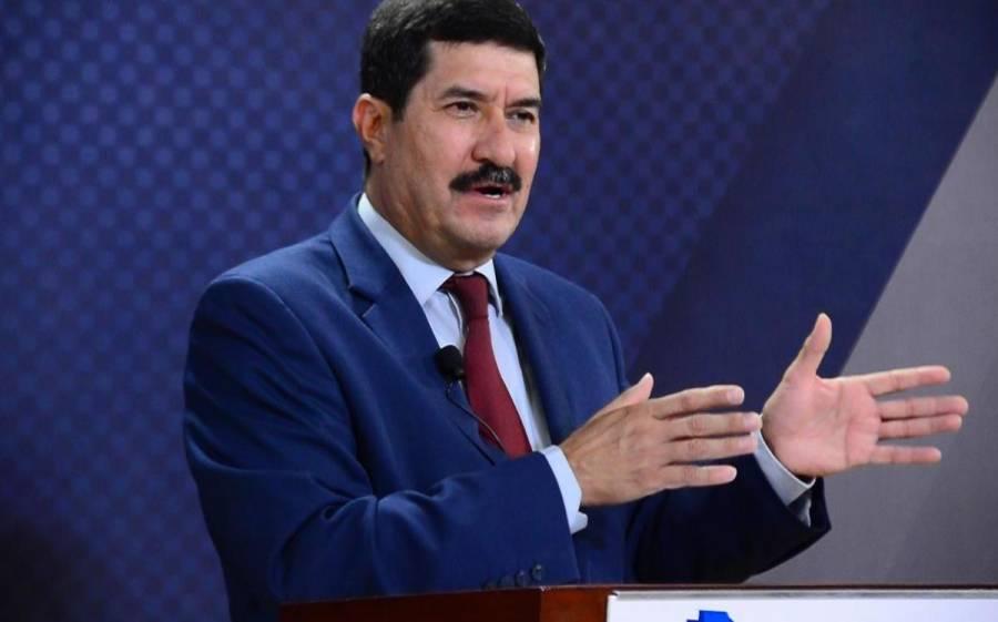 Javier Corral niega pedir renuncia de López-Gatell como lo pide la Alianza Federalista