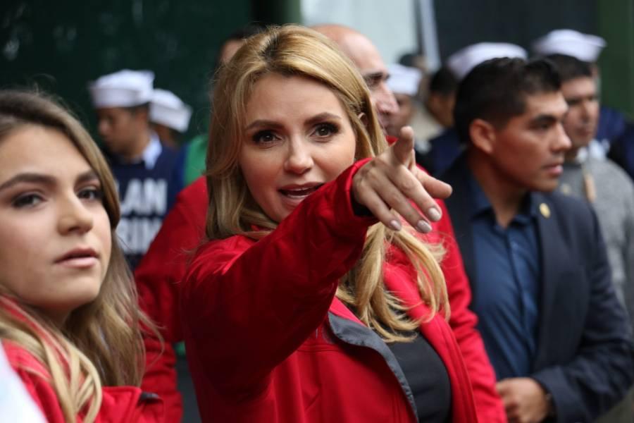 ¿El regreso de Angélica Rivera a la Televisión?