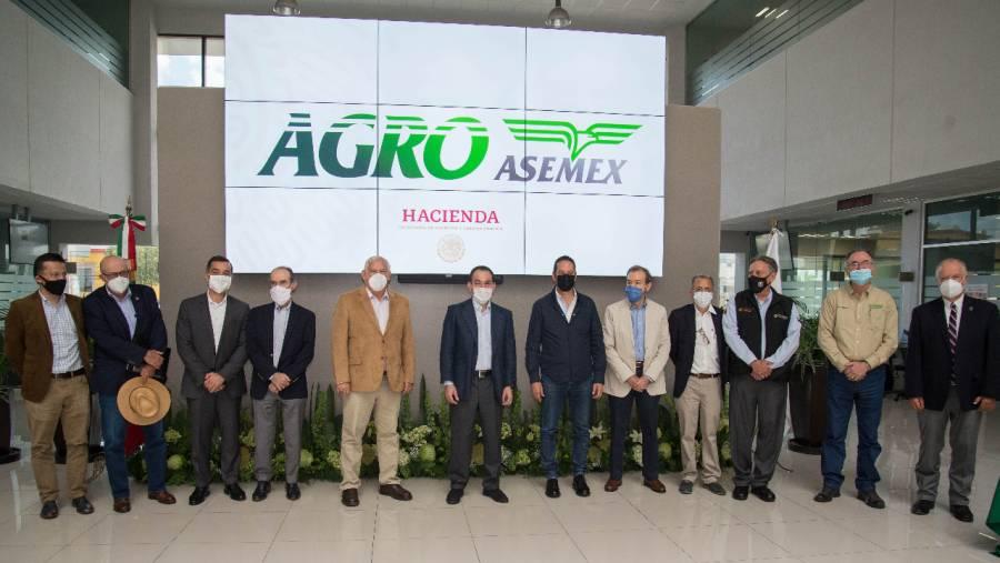 Agricultura: Gobierno de México por la investigación y desarrollo del campo nacional