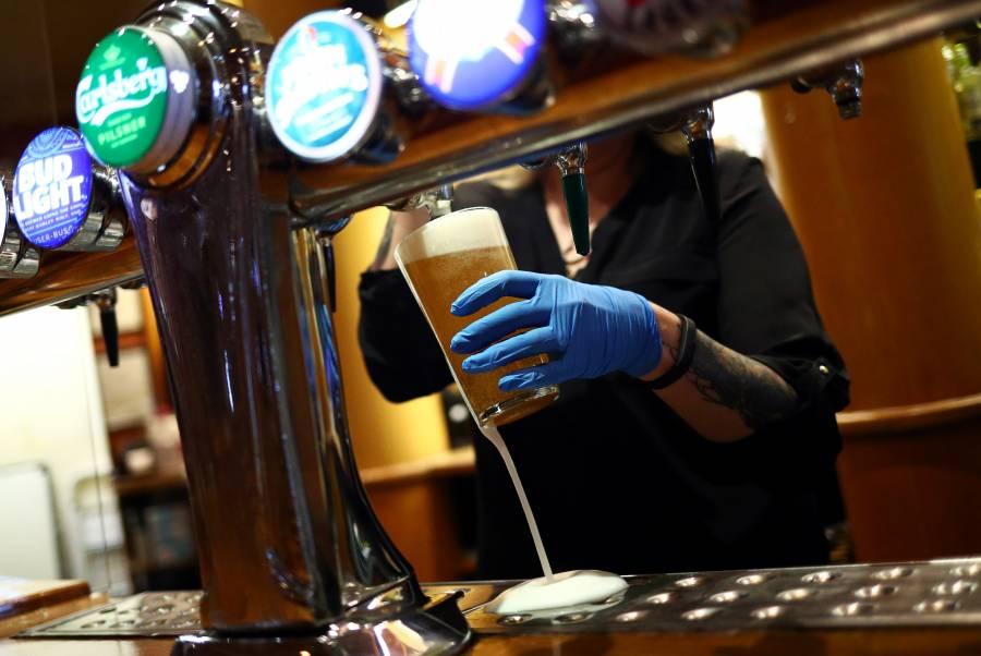 """Cae 98.4% utilidad de la """"gran"""" cervecera"""