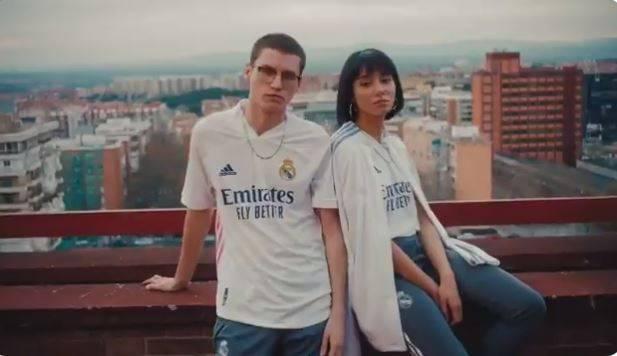 Real Madrid presenta la camiseta de su próxima temporada 2020-21