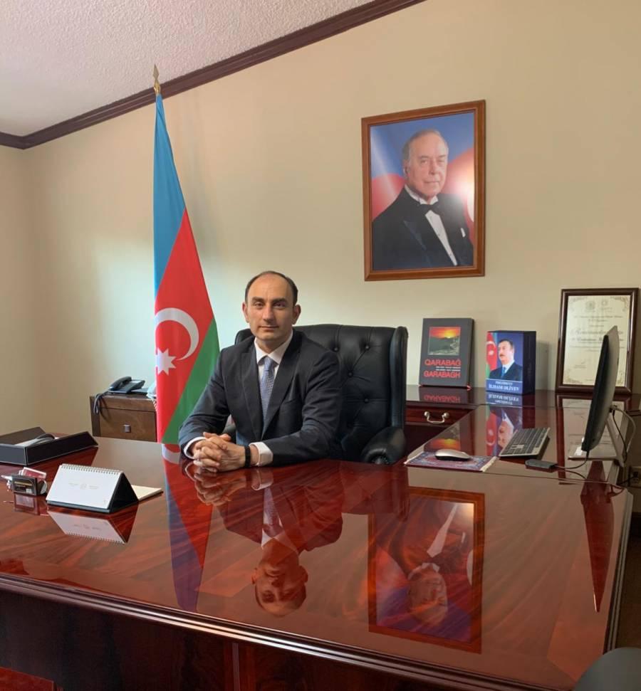De nueva cuenta las fuerzas de Armenia violaron alto al fuego: Mammad Talibov