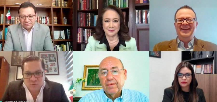 Covid-19 ha trazado el camino hacia la justicia digital: Felipe Fuentes Barrera