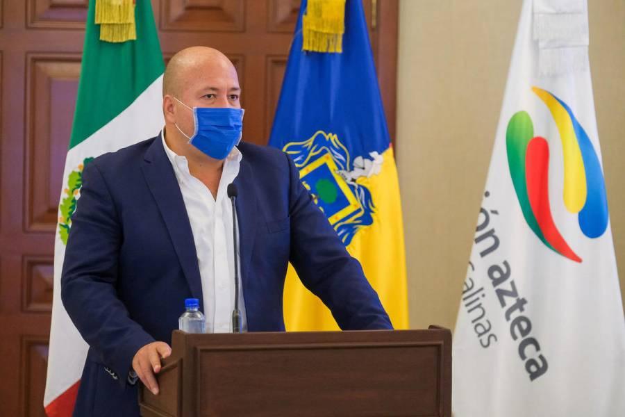 Alfaro se suma a la Alianza Federalista y PRD para pedir renuncia de Gatell