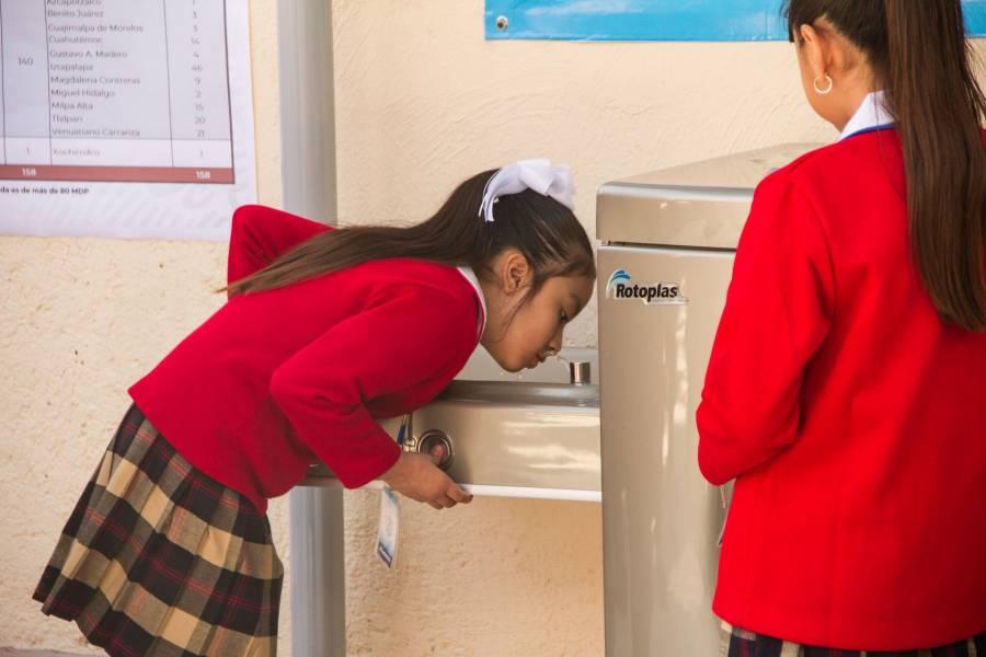 Urgente, rehabilitación y revision de sistema hidráulico en escuelas.