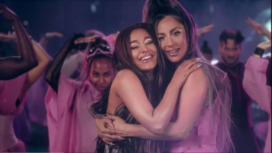 Lady Gaga y Ariana Grande lideran nominaciones en los MTV Video Music Awards
