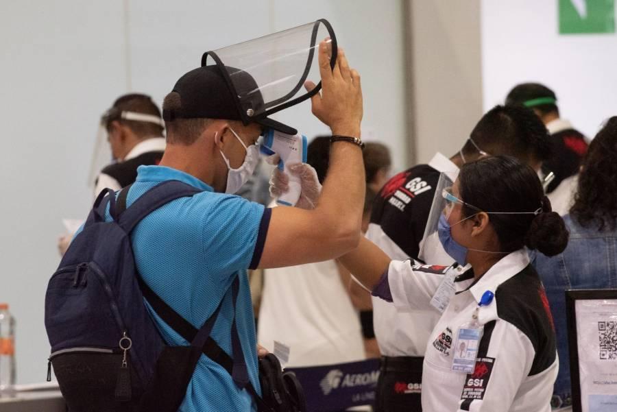 El Aeropuerto de Tampico es un espacio seguro para viajeros