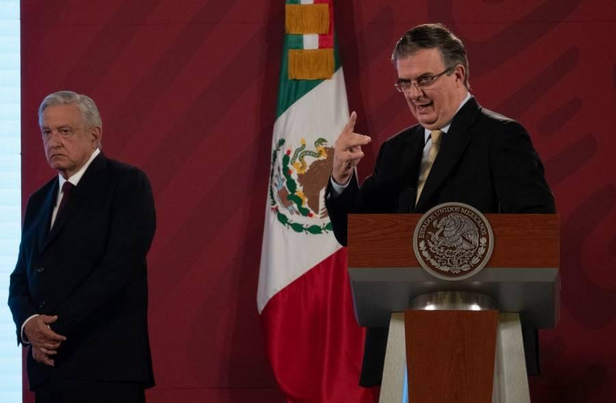 Desconoce AMLO si Peña Nieto fue detenido en España