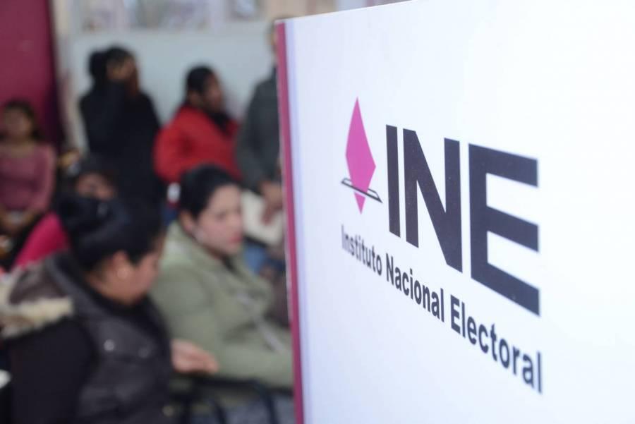 INE: Uso de cubrebocas será obligatorio para votar en Hidalgo y Coahuila