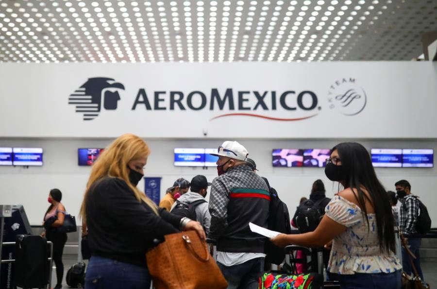 Aerolíneas reacomodan operaciones por crisis