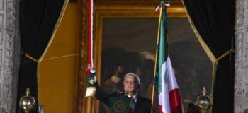 AMLO: Grito será desde balcón presidencial