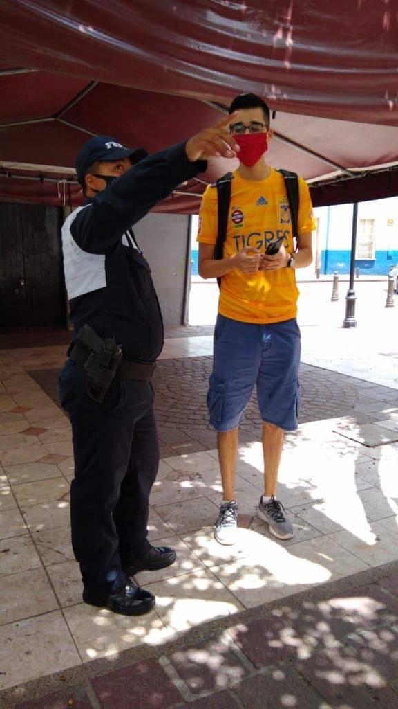 Policía Turística atiende a más de 20 mil viajeros en Guanajuato