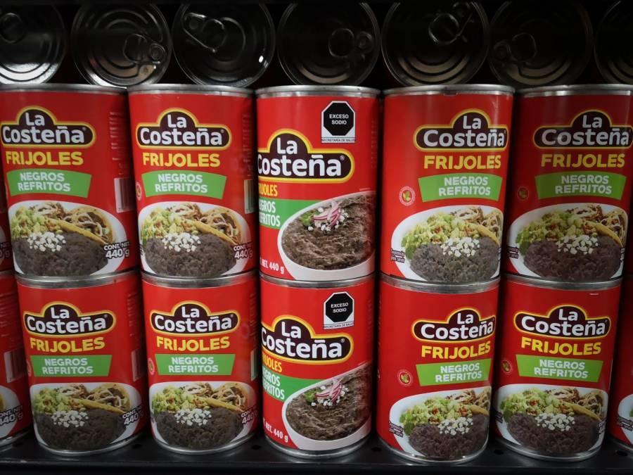 Dan prorroga para poner nuevo etiquetado de alimentos hasta diciembre