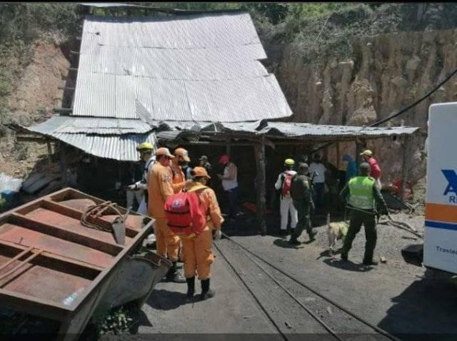 Al menos seis muertos en explosión en mina de carbón en Colombia