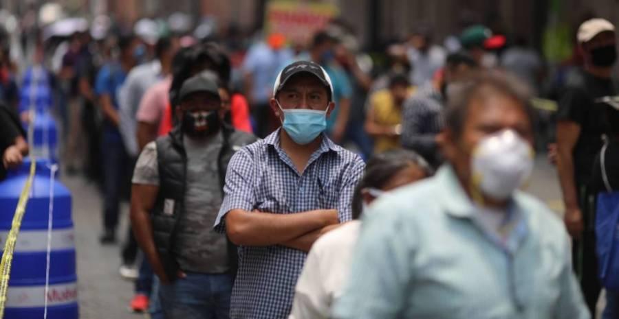 Superan las 47 mil muertes por Covid-19 en México