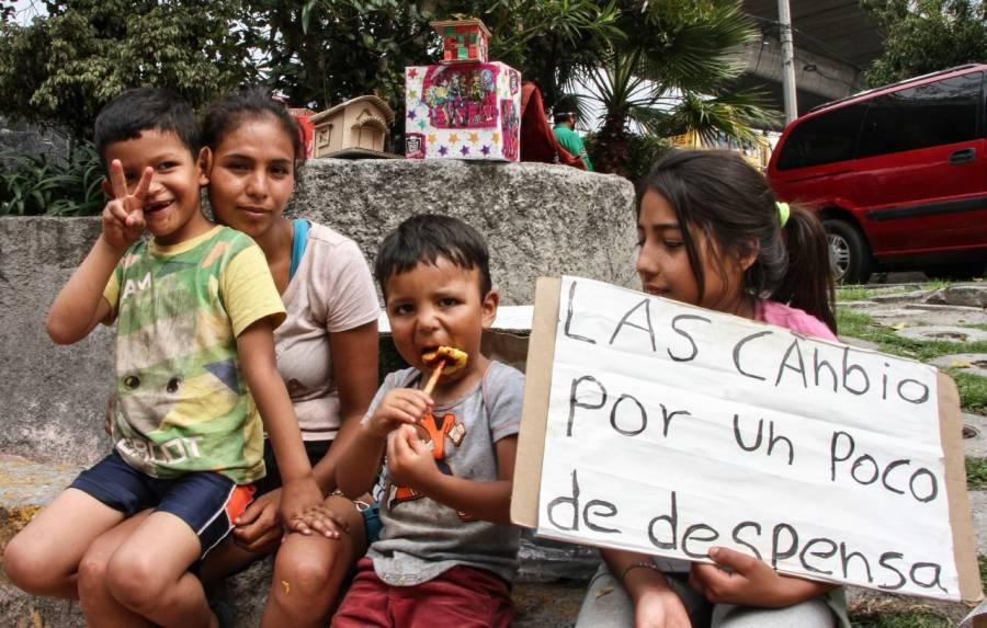 Hogares con niños y adolescentes, los más vulnerables durante la pandemia