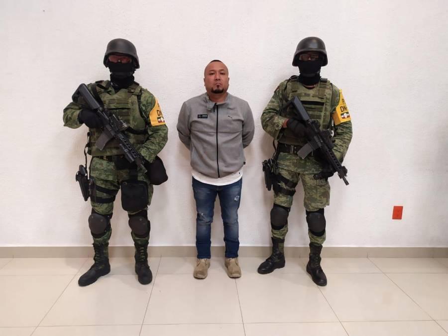 """Sector empresarial celebra operativo para la aprehensión de """"El Marro"""""""