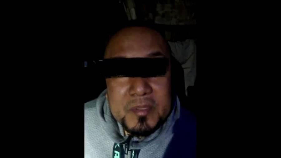 """VIDEO: Así fue el primer interrogatorio de """"El Marro"""" tras su captura"""