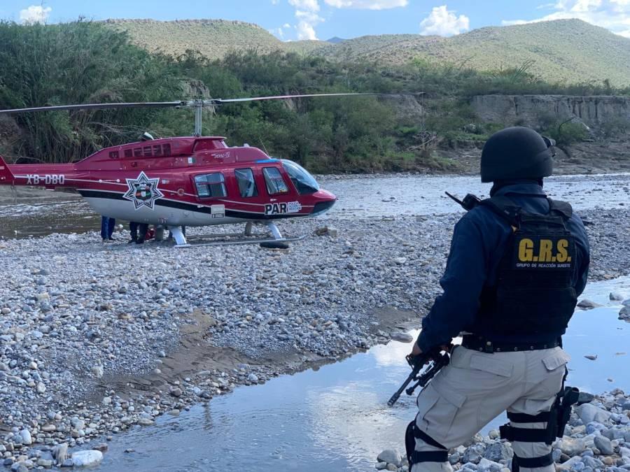 En Coahuila encuentran cuerpo de pequeña en el arroyo el Saucillo
