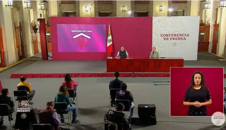 Notifican 439 mil 046 casos de Covid en México y 47 mil 746 defunciones