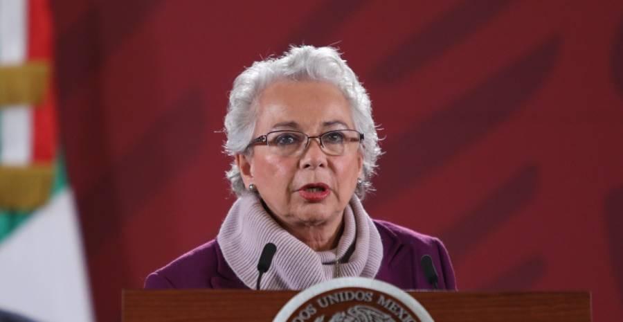 Detención de 'El Marro', ejemplo de coordinación entre instituciones: Sánchez Cordero