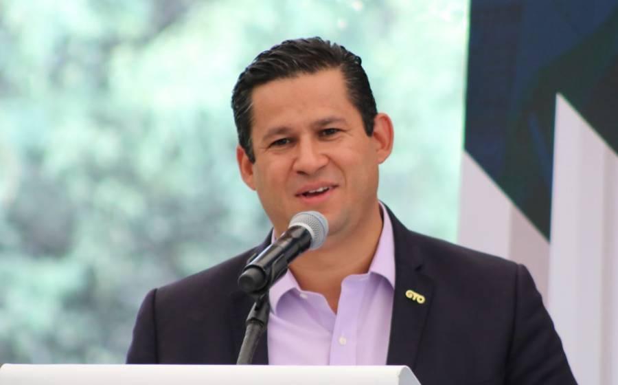 """GOAN reconoce a Diego Sinhue por captura de """"El Marro"""""""