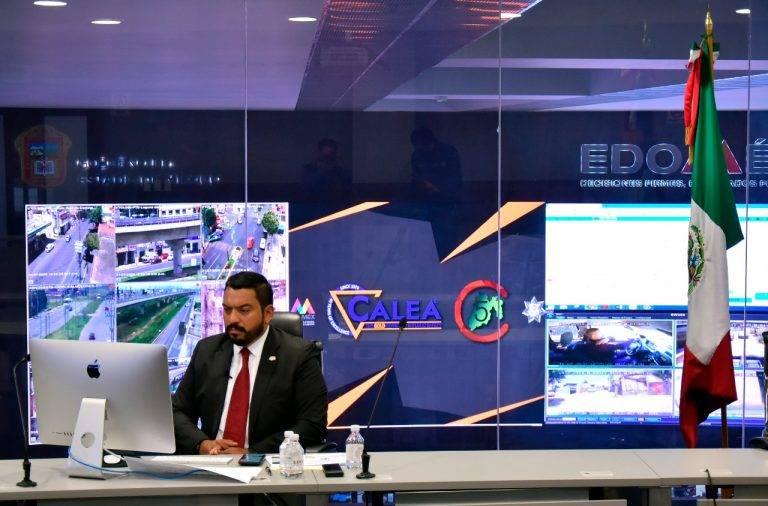 C5 del Edomex obtiene certificación internacional como centro de comunicación