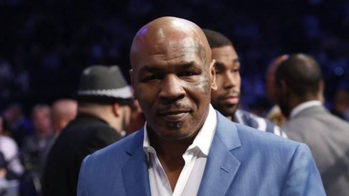 El aniquilador Tyson hace temblar a su oponente