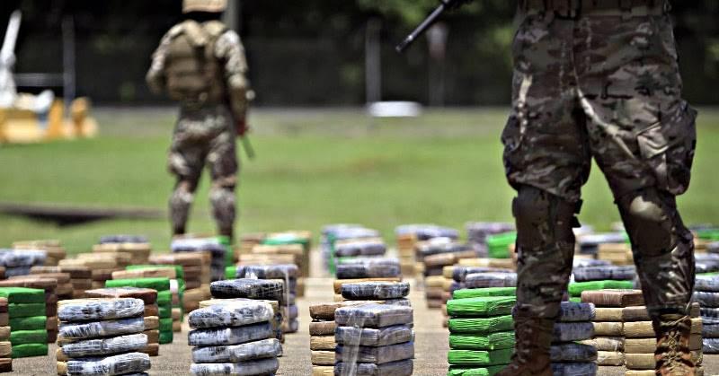 La pandemia genera dificultades para narcotraficantes