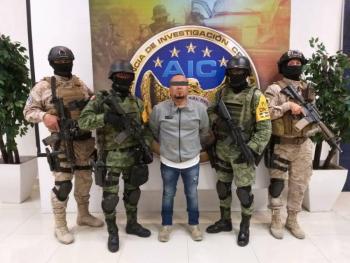 """Detienen a """"El Marro"""", líder del cártel de Santa Rosa de Lima, en Guanajuato"""