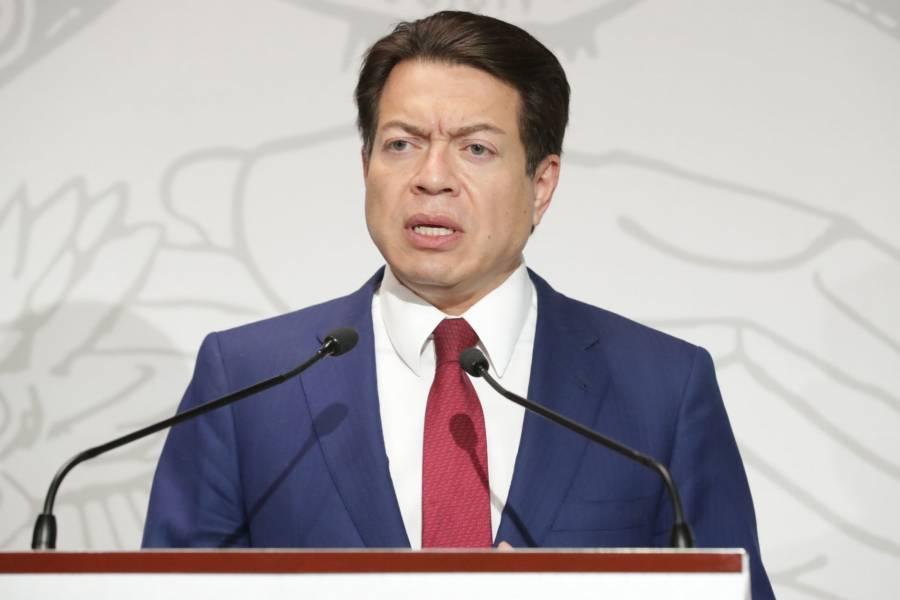 Delgado defiende labor de López-Gatell