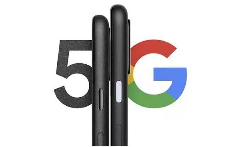 Google lanzará en otoño presenta sus primeros teléfonos 5G