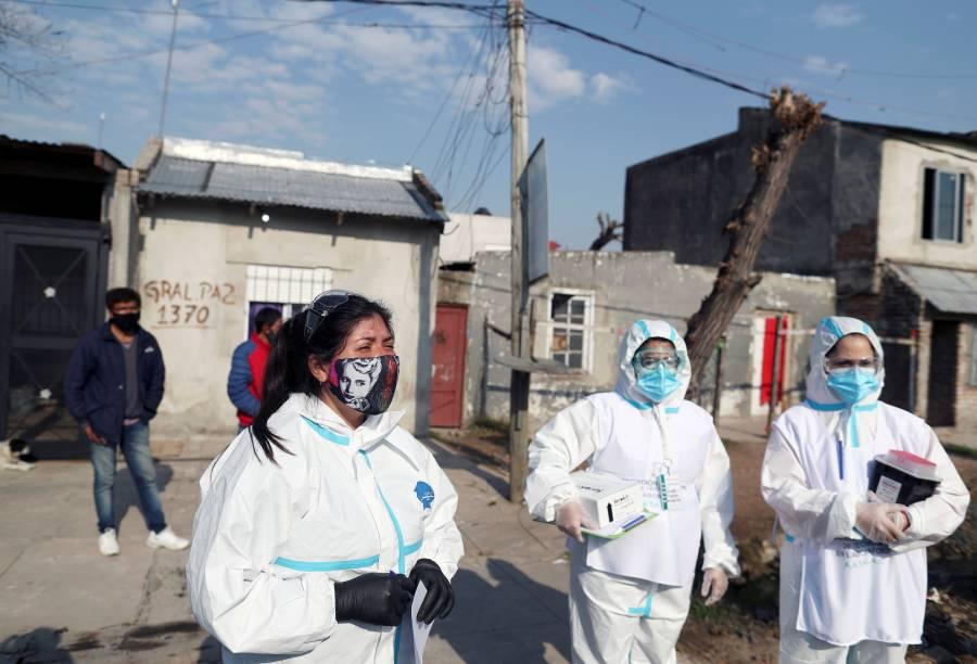 Argentina decreta confinamiento social por aumento en los casos de Covid-19