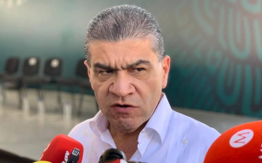 """Gobernador de Coahuila dice: """"no me rajo"""", él firmó solicitud de renuncia de Gatell"""