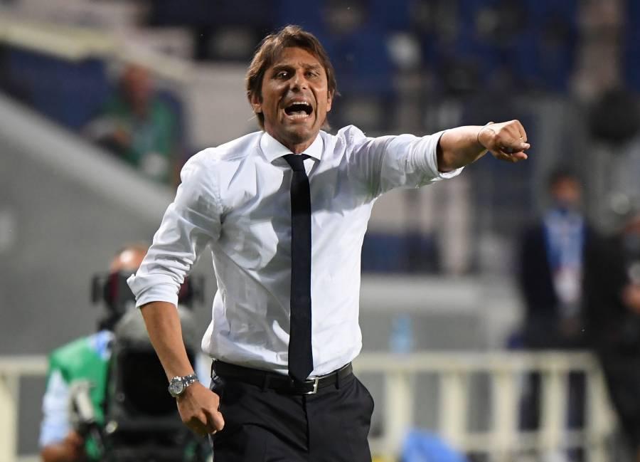 Conte comprometido con el Inter, pese a críticas contra la directiva