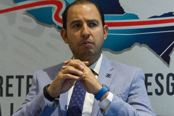 Asegura Marko Cortés que petición de renuncia de Gatell no es tema político