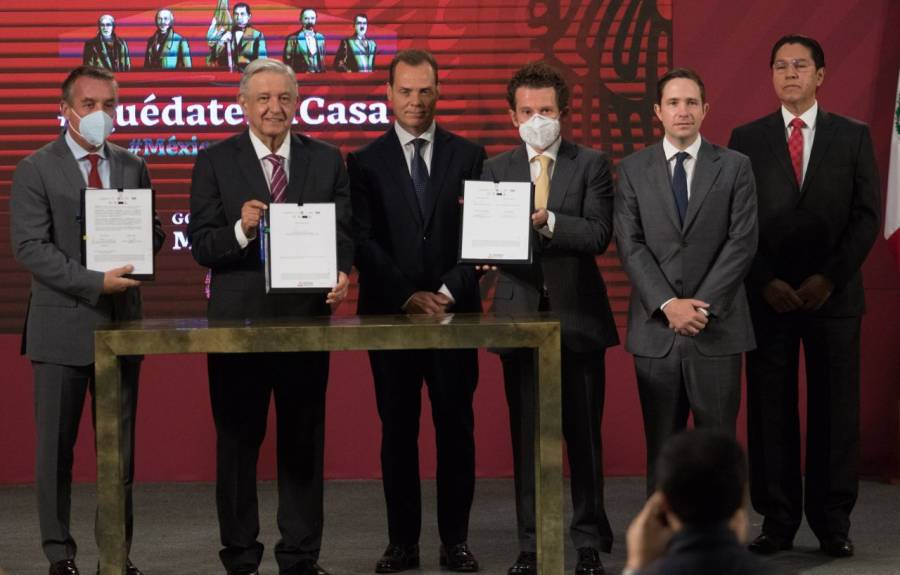 Televisoras se comprometen a llevar clases a todas las comunidades de México