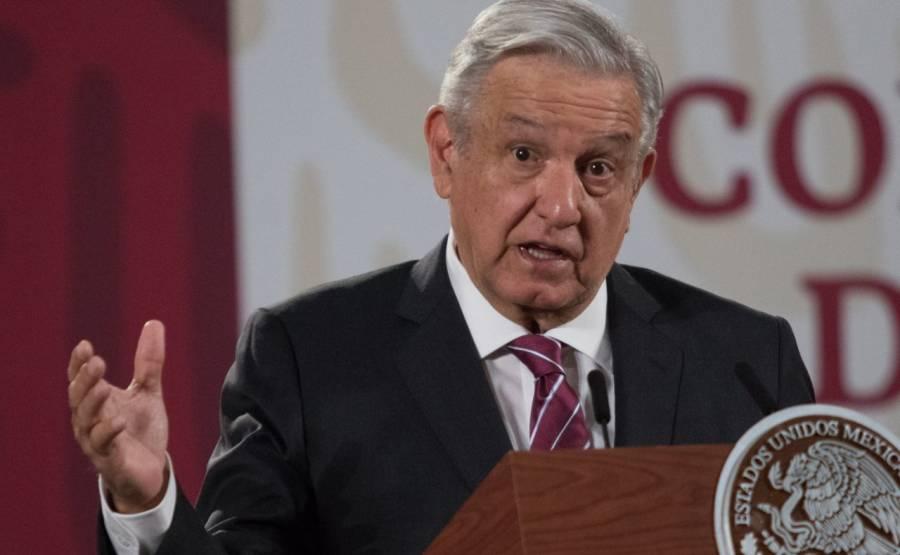 """Estoy al cien"", afirma López Obrador"