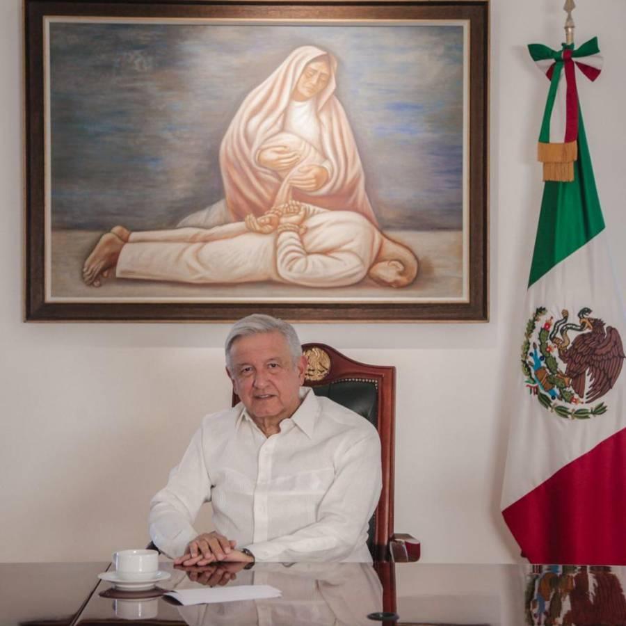 EL MARRO CRECIÓ CON COMPLICIDADES DE AUTORIDADES MUNICIPALES Y ESTATALES, ASEGURA AMLO