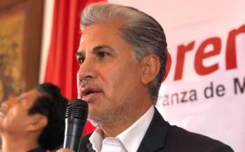 Alejandro Rojas advierte fraude en la elección de dirigente de Morena