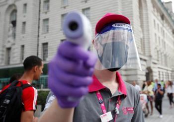 Casos de Covid-19 en el mundo superan los 18 millones